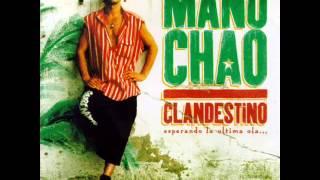 Manu Chao-Lagrimas de oro-CLANDESTINO