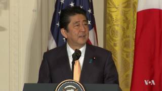 Trump Reassures Japan About US Commitment to Asia-Pacific