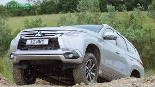 Motors.co.uk - Mitsubishi Shogun Sport Review