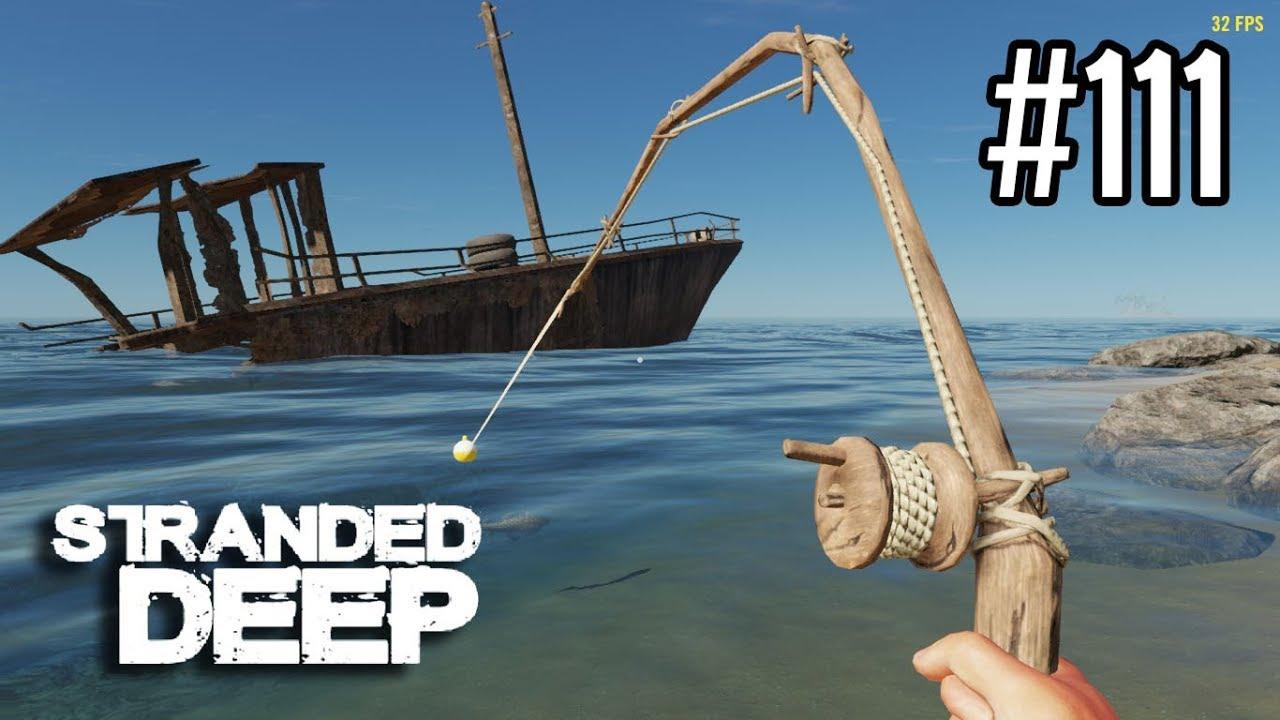 Stranded Deep[Thai] # 111 ตกปลาชิวๆ