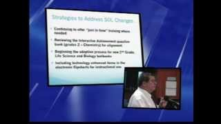 Hampton School Board - Science Presentation - September 5, 2012