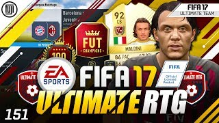 FIFA 17 ULTIMATE ROAD TO GLORY! #151 - GREATEST DEFENDER EVER!!!