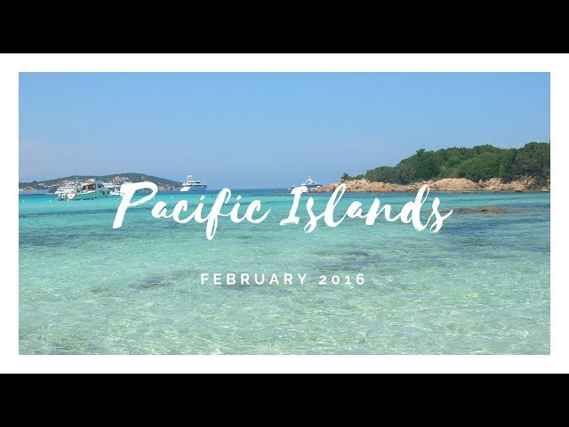Pacific Islands - 2016 | MICHAELA