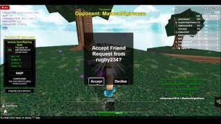 Roblox Review: ISF Intense Sword Fighting!