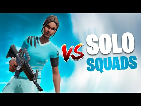 Aydan Goes Back To SOLO SQUADS