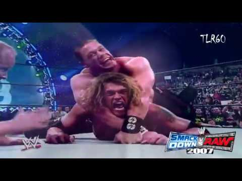 WWE SmackDown vs. Raw 2007 Clip Alive and Kicking