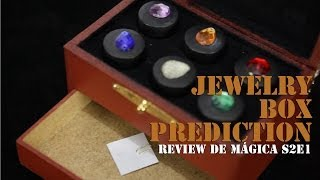Review De Mágica | Jewelry Box Prediction - S2e1