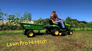 Lawn Pro  Hi Hitch YouTube