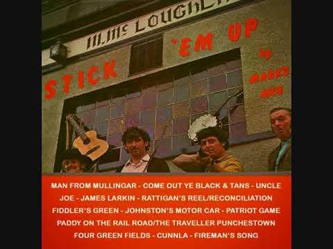 Declan Hunt & Mark's Men - Stick 'Em Up   Full Album   Irish Rebel