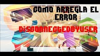 """Como reparar el error """"DisconnectedByUser"""" (el juego no carga) en KOGAMA para PC"""
