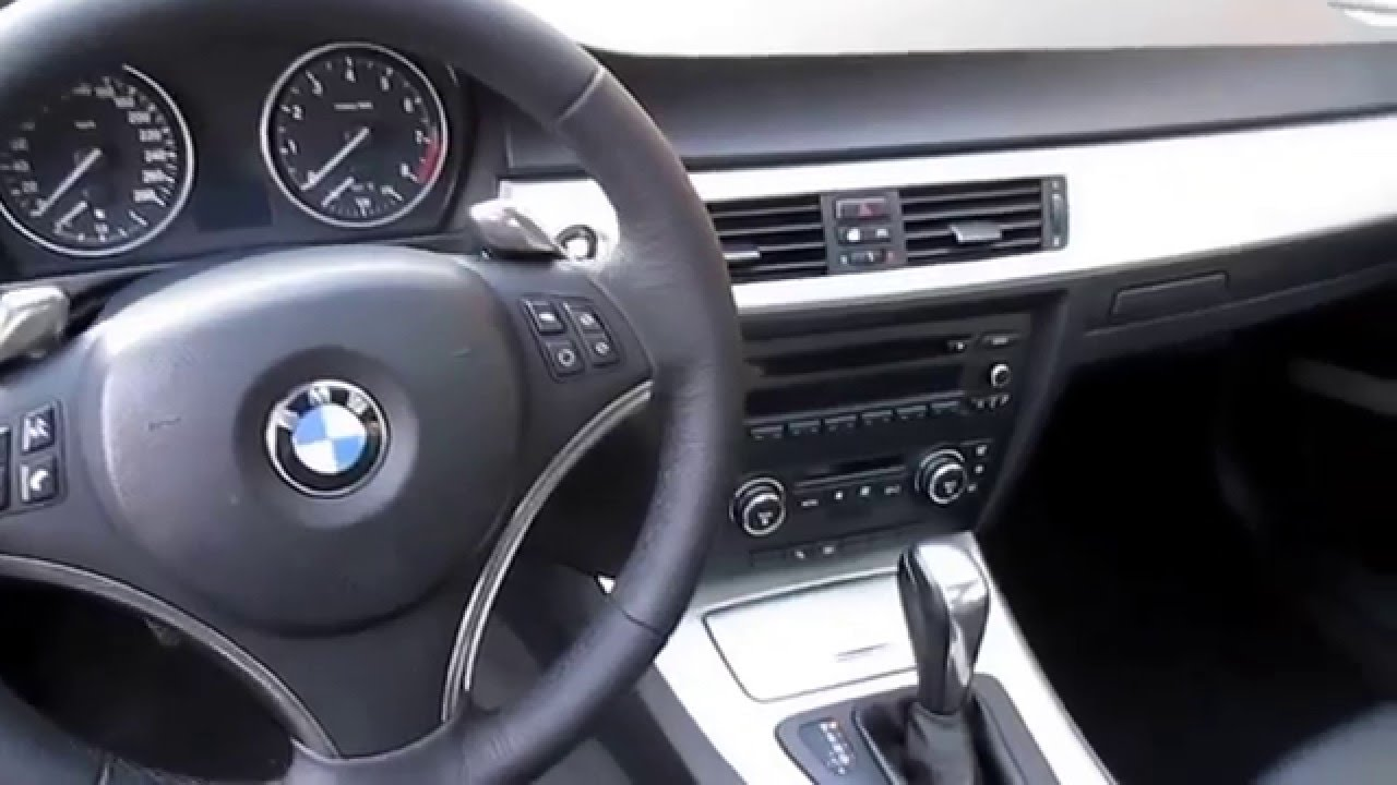 BMW I COUPE BITURBO SPORT YouTube - Bmw 335i 2008 coupe
