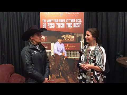 Becca Platt Interview - 2017 National Cutting Horse Futurity