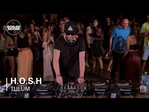 H.O.S.H Boiler Room Tulum Live Set