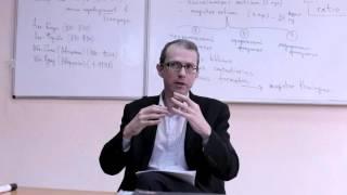 Андрей Баумейстер. Средневековая философия. Эпоха высокой схоластики (XIII век)