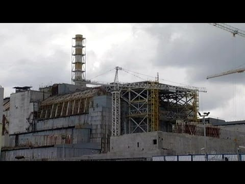 The Arch New Safe Confinement For Reactor 4 At Chernobyl