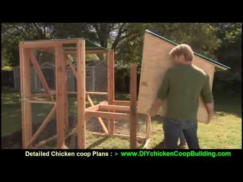 ★ How to Make a Chicken coop Plans - DiY chicken Coop ideas