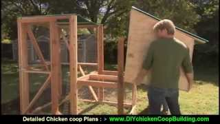 ★ How To Make Chicken Coop Plans - Diy Chicken House