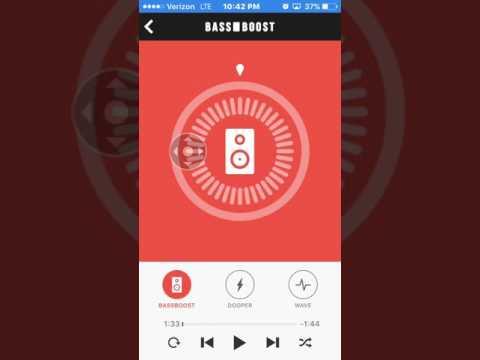 The bass booster app better View