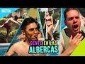 GENTE QUE VES EN LAS ALBERCAS - Take Uno Tv