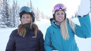 SkiStar WC-vlog | Meet Chemmy Alcott and Rudolf the Reindeer
