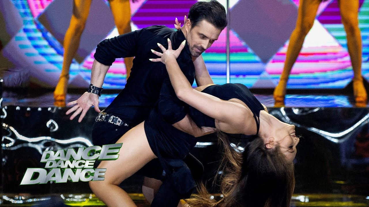"Stanisław Karpiel-Bułecka - ""Livin' la Vida Loca"" | Dance Dance Dance Poland 3"