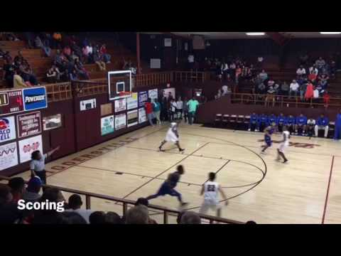Richard Brooks 60 2017 GF Ashland Highlights vs Corinth BIGG Classic Dec 17, 2016 by MagnoliaHoops