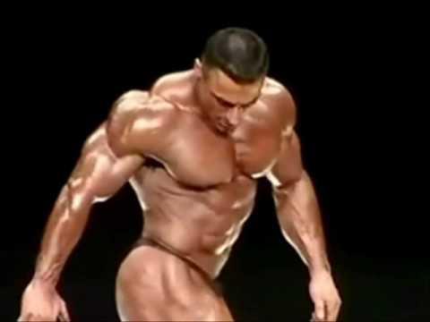 Bodybuilder Ahmad Haidar - أحمد حيدر