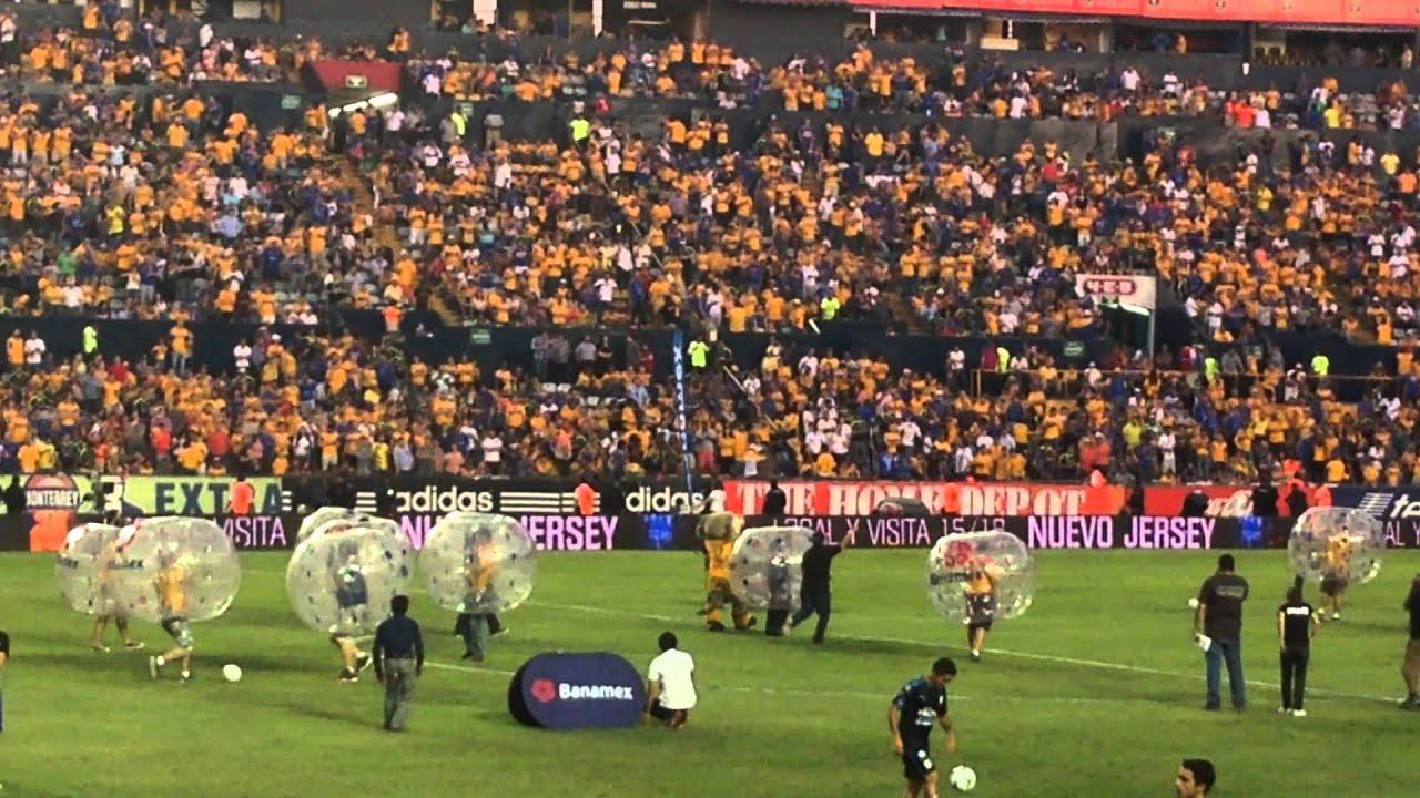 Resultado de imagen para dinamicas en el medio tiempo en el estadio