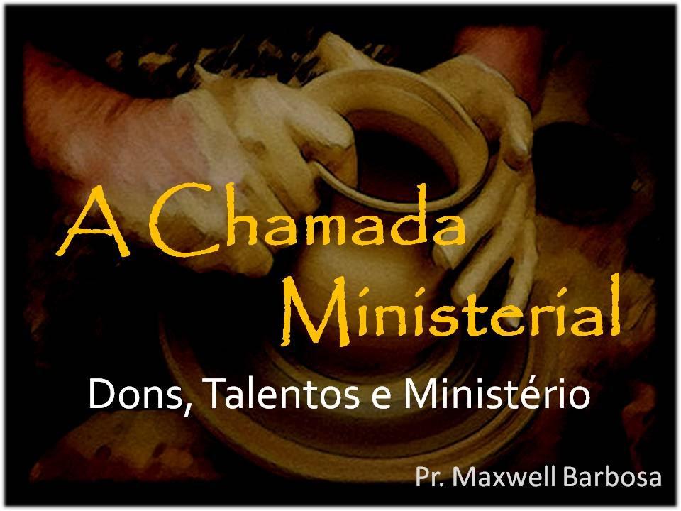 Resultado de imagem para A CHAMADA PARA O MINISTÉRIO PARA SER PASTOR