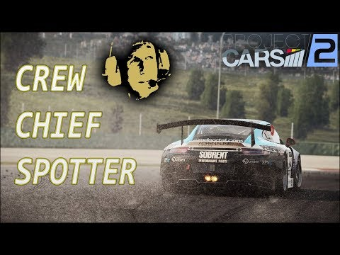 Crew Chief Setup Tutorial Project CARS 2