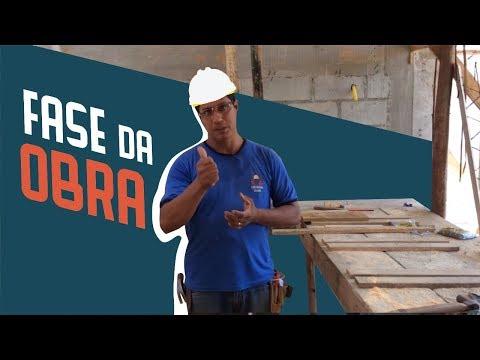 CONFIRA COMO ESTÁ A NOSSA OBRA! DIÁRIO DE OBRA - PARTE 1