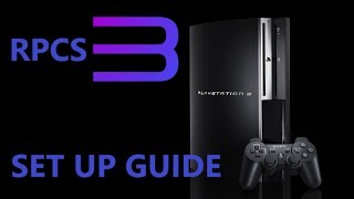 How To Play PS3 Games On PC | How To Install RPCS3