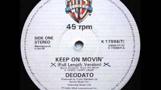Deodato - Keep On Movin; funk