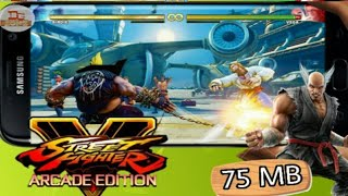 Street-Fighter 5 Highly Compressed 75 MB PSP Game Download Now ( Jaldi Dekho)