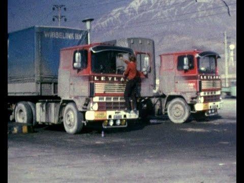 Wibbelink to Teheran in 1974 Part1