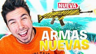 Las NUEVAS ARMAS de FORTNITE...
