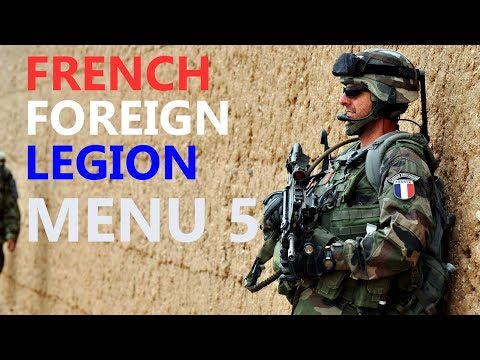 FRENCH FOREIGN LEGION RATION RIL MENU 5 (Freeze-Dried Ration)