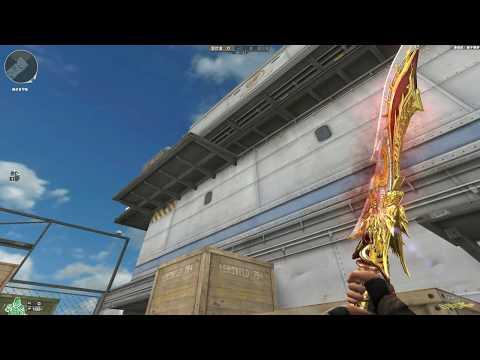 Cross Fire China || Dragon Blade !