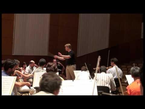 Debussy: La Mer - 1st mov. (excerpt) || Markku Laakso, conductor