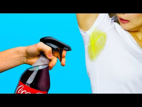 22 EASY WAYS TO REMOVE STUBBORN STAINS