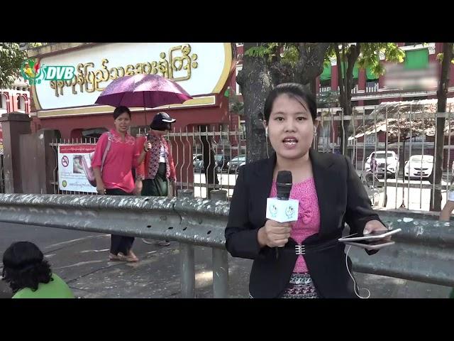DVB Live - ကိုရိုနာဗိုင္းရပ္စ္ ျဖစ္ပြားမႈ အေျခအေန