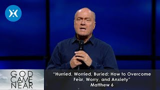 Video Hurried, Worried, Buried (How to Overcome Fear, Worry, and Anxiety) download MP3, 3GP, MP4, WEBM, AVI, FLV Oktober 2017