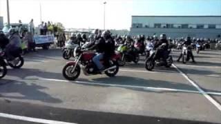 Le reportage sur la Motovirade 2009 de Cernay (Haut-Rhin)