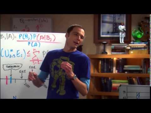 Sheldon's Laugh
