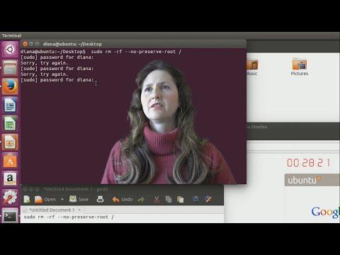 Mum Tries To Destroy Ubuntu 15.04 (2015) - OSFirstTimer Advanced #5
