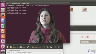 Mum Tries To Destroy Ubuntu 15.04 (2015) - OSFirstTimer Advanced #5