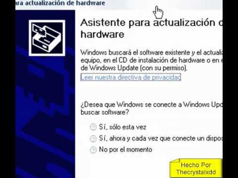 como actualizar controlador de pantalla windows 7