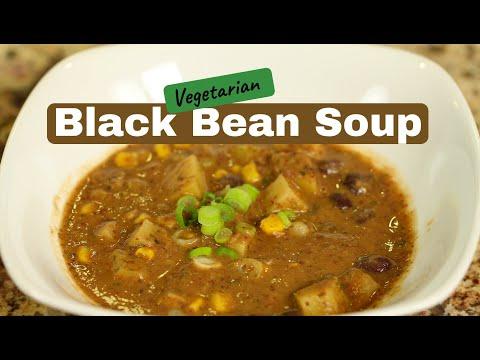 vegetarian-black-bean-soup-recipe-|-rockin-robin-cooks