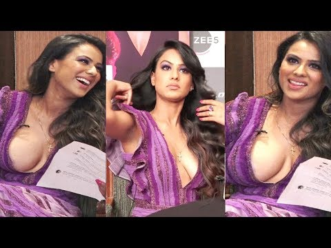 Actress Nia Sharma B0LD Avtaar In 0pen Dress @ Jamai 2.0 Webseries