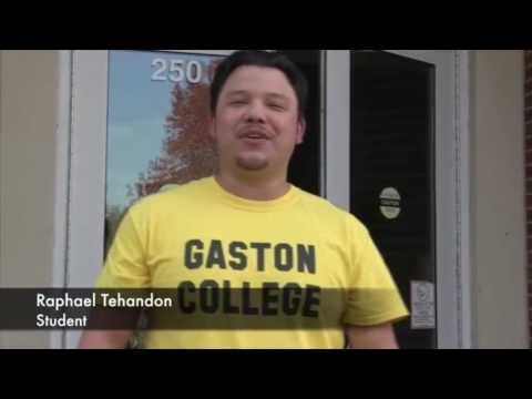 Gaston College Spring 2017 Registration - Student and Faculty